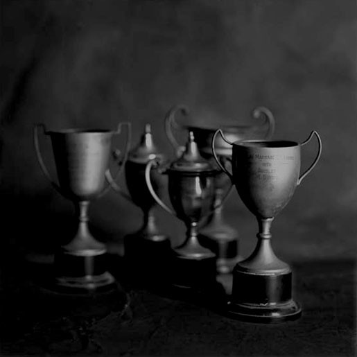 Loss and Memory Sports Trophies