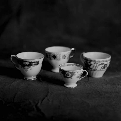Loss and Memory Teacups