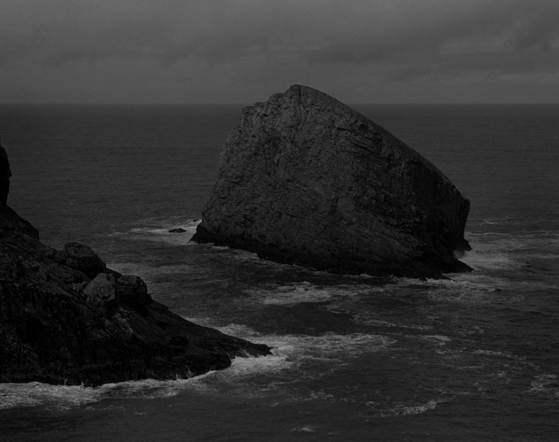 Dark Water 5. The Three Hags of the Promontory. ( Trí Chailleachaí an Dúna )
