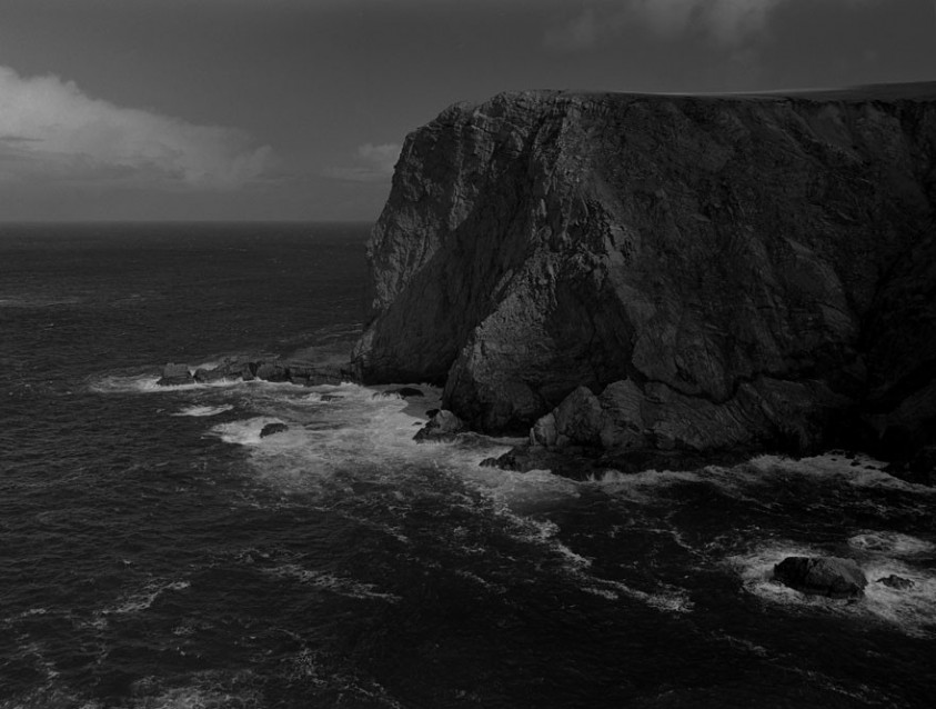 Dark Water 12. The White Promontory. ( Rinn Bhán )