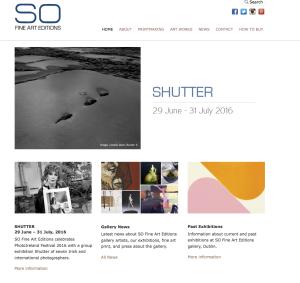 Shutter SOFINE