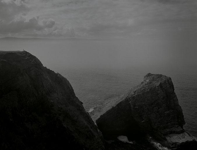 Fothair Seamus Ultaigh Fothair Shéamais Ultaigh, Cill a'Ghallagháin.  The Precipice of Séamus Ultaigh, Kilgalligan.