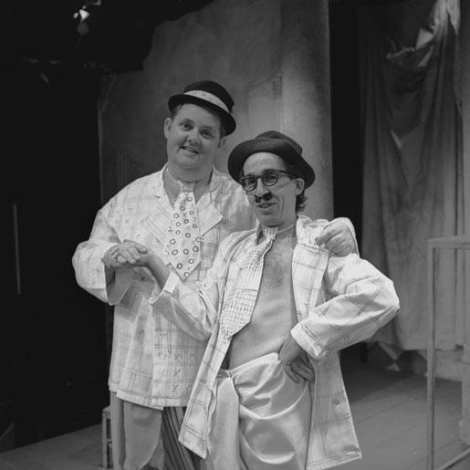 Smock Alley. Frocks, Dublin Theatre Festival, 1985 Smock Alley. Frocks, Dublin Theatre Festival, 1985