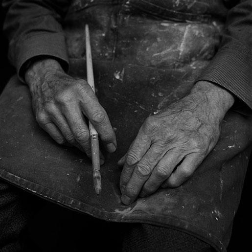 Brett McEntaggart, Hands, RHA 2008 Brett McEntaggart, Hands, RHA 2008