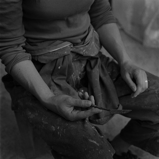 Rachel Joynt, Hands, RHA 2008 Rachel Joynt, Hands, RHA 2008