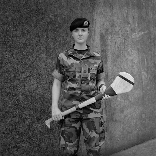 Soldier, Camogie Player .  Private Ciara Nevin .  2019 Soldier, Camogie Player . Private Ciara Nevin ,  2019