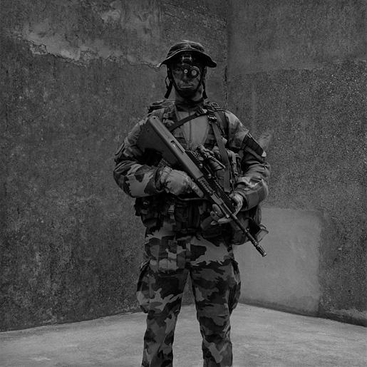 38 Recce Platoon Soldier - Night Vision.     Private Oisín Roche   2019 38 Recce Platoon Soldier - Night Vision.     Private Oisín Roche   2019